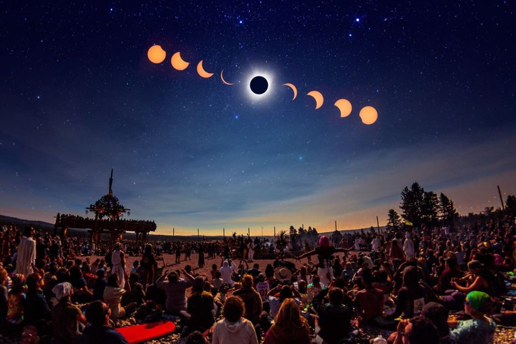 Global Eclipse