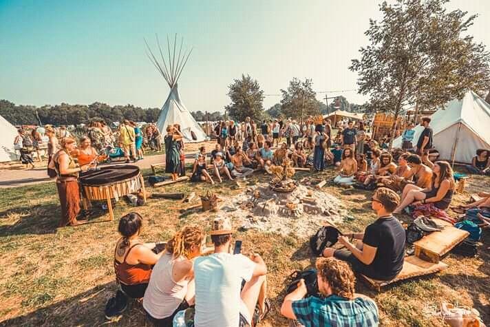 Psy-Fiフェスティバル-オランダ