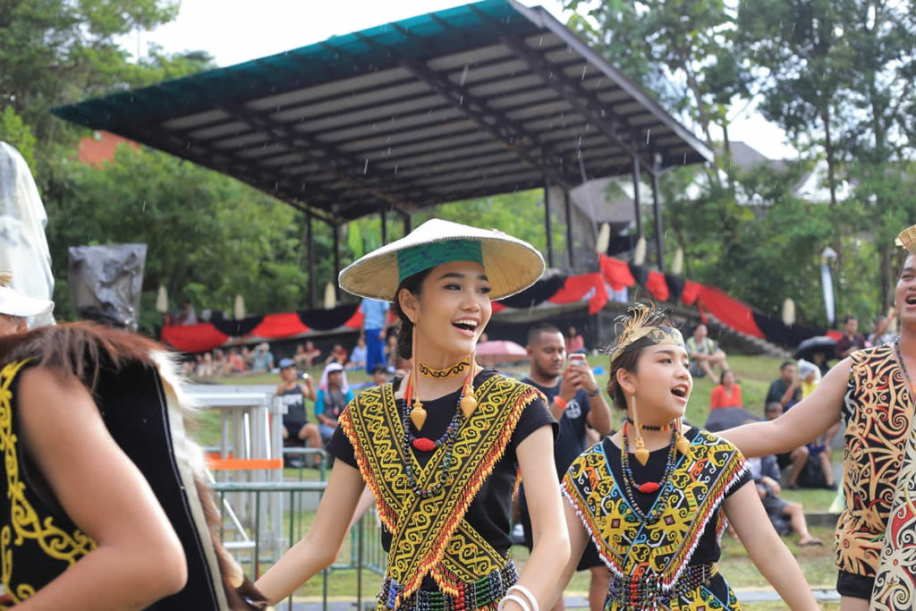 reinforrest world music festival malaysia